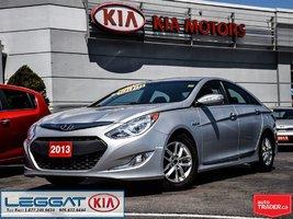 2013 Hyundai Sonata Hybrid Hybrid - AMAZING VALUE! Heated, Cruise Control