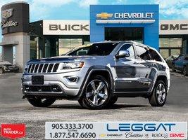 2014 Jeep Grand Cherokee OVERLAND/NAVIGATION