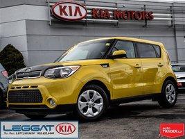 2014 Kia Soul LX - Bluetooth, One Owner, VERY LOW KM!