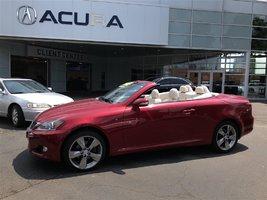 2012 Lexus IS250C HARDTOP   CONVERTIBLE   NOACCIDENTS   240HP
