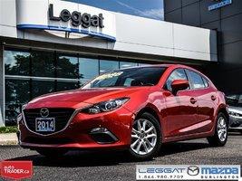 2014 Mazda Mazda3 GS-SKY SPORT AUTO