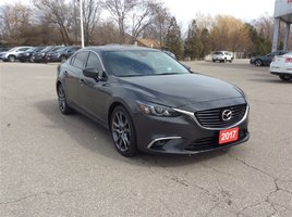 2017 Mazda Mazda6 GT...ONE OWNER...CLEAN CARPROOF...IMMACULATE