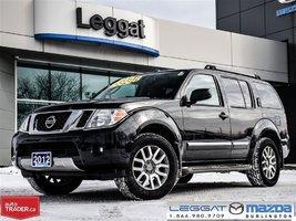 2012 Nissan Pathfinder LE 4X4