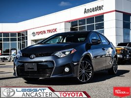 2014 Toyota Corolla S - UPGRADE PACKAGE
