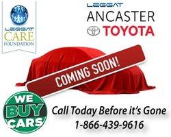 2013 Toyota Matrix S PACKAGE !!