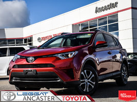 2016 Toyota RAV4 LE upgrade package