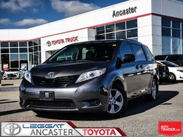 2015 Toyota Sienna ONLY 50885 KMS