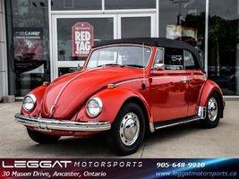 1968 Volkswagen Beetle Convertible