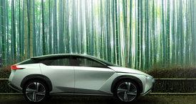 Trois nouveautés pour Nissan au Salon de l'auto Tokyo