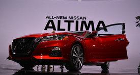 Nissan Altima 2019 : la traction intégrale maintenant disponible