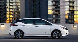La Nissan LEAF éligible au rabais iVEZ de 5 000 $ dès le 1er mai