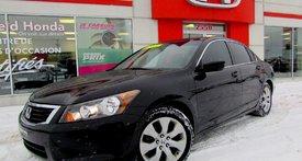 2010 Honda Accord Sedan EX-L // CUIR // NAVIGATION // TOIT // 65.93$/SEM