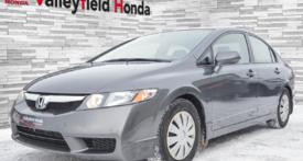 Honda Civic Sdn ...vendu... 2010