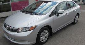 2012 Honda Civic LX // LIQUIDATION 11995$