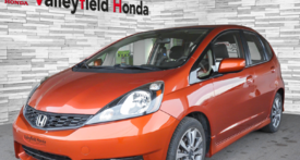 Honda Fit SPORT MAGS AC 2013