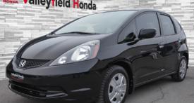 Honda Fit DX-A AUTO A/C VITRES ÉLECTRIQUES AUX 2014