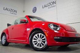 Volkswagen Beetle Convertible Trendline + 2015