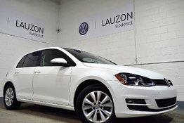 2015 Volkswagen Golf Comfortline avec toit 1.8 Turbo