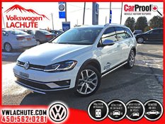 Volkswagen GOLF ALLTRACK DÉMO!DÉMO!+1.8L TSI+8  PNEUS+ BANDE 3M 2018