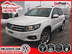 Volkswagen Tiguan COMFORTLINE TOIT PANO+4MOTION+ 2013