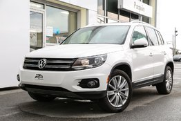 Volkswagen Tiguan Highline 2014