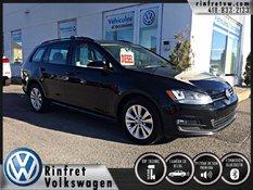 Volkswagen Golf Sportwagon TDI Comfortline (Ens. Vision et Audio) 2015