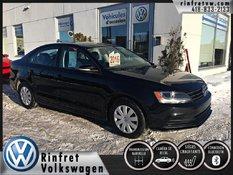 Volkswagen Jetta 1.4 TSI Trendline + 2016