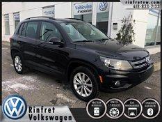 Volkswagen Tiguan 4Motion Comfortline 2014