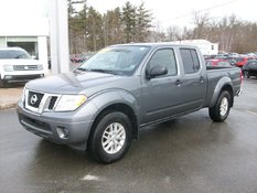 2017 Nissan Frontier Crew Cab SV 4x4 at