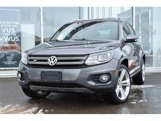 Volkswagen Tiguan Highline / R LINE TOIT PANO 4X4 CUIR MAGS 19'' 2015