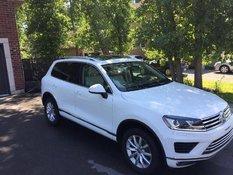 Volkswagen Touareg Sportline TRANSFERT BAIL 594$ MOIS +TX 2016
