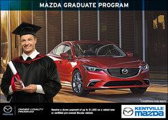Mazda - Graduate Program