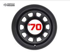 Nissan - Winter Wheel Special
