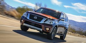 2017 Nissan Armada: Find New Roads