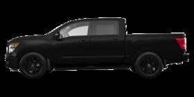 2018 Nissan Titan MIDNIGHT EDITION