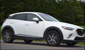 Mazda CX-3 2016 : tout pour plaire...ou presque!