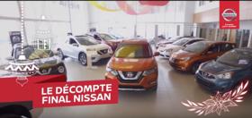 Le Décompte Nissan