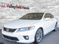 2013 Honda Accord Cpe EX-L NAVIGATION CUIR VÉHICULE EN PRÉPARATION