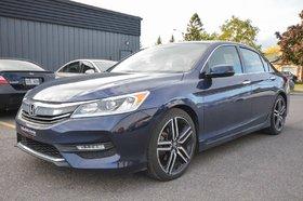 2016 Honda Accord Sedan SPORT MAGS AC CRUISE BLUETOOTH CAMÉRA
