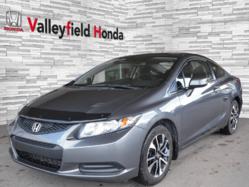 2013 Honda Civic Cpe EX AUTOMATIQUE AC TOIT MAGS