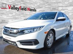 Honda Civic Sedan LX***VENDU*** 2017