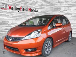2013 Honda Fit SPORT MAGS AC