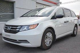2016 Honda Odyssey LX AC CRUISE CAMÉRAS 7 PASSAGERS