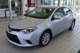 Toyota Corolla LE AC CRUISE AUTO 2014