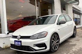 2018 Volkswagen Golf R Premium 19