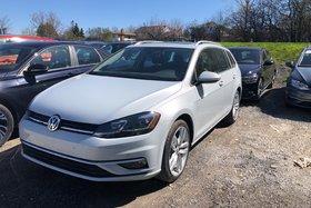 2019 Volkswagen GOLF SPORTWAGEN EXECLINE DSG 4MOTION