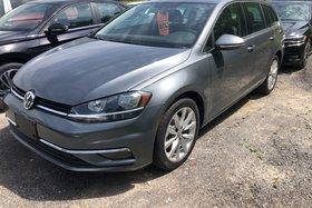 2019 Volkswagen GOLF SPORTWAGEN HIGHLINE AUTO
