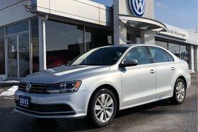 2015 Volkswagen Jetta Tren Trendline+