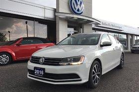 2016 Volkswagen JETTA SE Comfortline