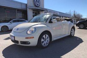 2008 Volkswagen NEW Beetle Convertible 2.5L Trendline